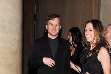 Michael C. Hall The LGBT Center of New York Honors Mary-Louise Parker And BNY Mellon At Annual Fundraising Dinner