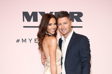 Michael Clarke Myer Spring 16 Fashion Launch