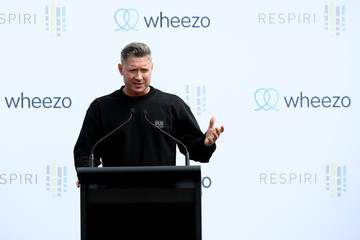 Michael Clarke Michael Clarke Launches New Asthma Management Solution Wheezo