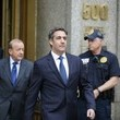 Michael Cohen Former Trump Lawyer Michael Cohen Returns To Court In New York City
