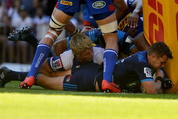 Michael Collins Super Rugby Rd 5 - Stormers vs. Blues