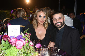 Michael Costello Rhonda's Kiss Kiss The Stars Cancer Fundraising Dinner At The Estate Club's Sky Castle Estate