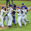 Michael Cuddyer Division Series - New York Mets v Los Angeles Dodgers - Game Five