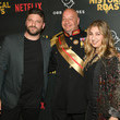 Michael D. Ratner Premiere Party For The OBB Pictures And Netflix Original Series 'Historical Roasts' Featuring Jeff Ross