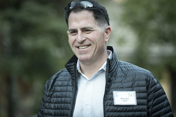Michael Dell Annual Allan And Co. Investors Meeting Draws CEO's And Business Leaders To Sun Valley, Idaho