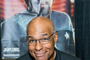 Michael Dorn 'Star Trek: Mission' New York - Day 3