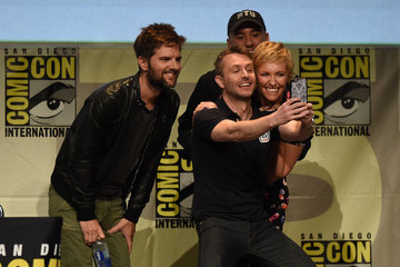 Michael Dougherty The Legendary Pictures Panel at Comic-Con International 2015