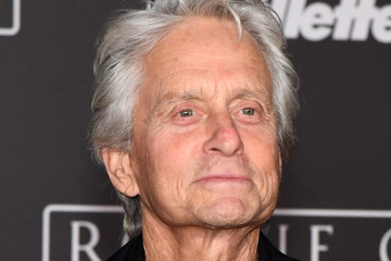 Michael Douglas Premiere of Walt Disney Pictures and Lucasfilm's 'Rogue One: A Star Wars Story' - Arrivals