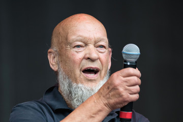 Michael Eavis Glastonbury Festival 2017 - Day 3