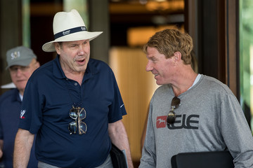 Michael Eisner Tech and Media Elites Attend Allen and Company Annual Meetings in Idaho