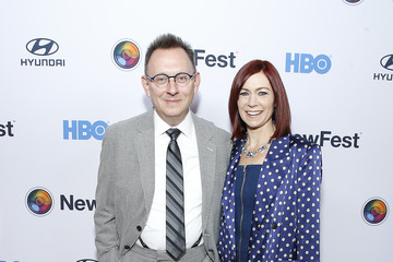"""Michael Emerson Carrie Preston """"Sell By"""" - NewFest Film Festival Opening Night"""