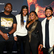 Michael Epps Universal Pictures Presents A Special Atlanta Screening Of Halloween Kills, Hosted By Omar J. Dorsey
