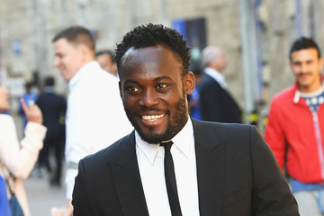Michael Essien Chelsea v West Ham United - Premier League