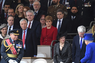 Michael Fallon Dedication and Unveiling of the Iraq and Afghanistan Memorial