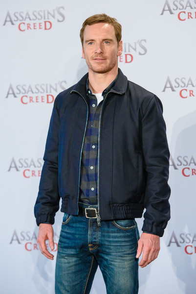 Michael Fassbender Michael Fassbender Photos Assassin S Creed