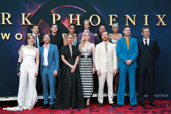 "Premiere Of 20th Century Fox's ""Dark Phoenix"" - Red Carpet"