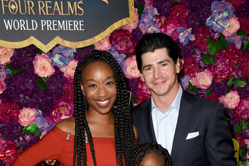 Michael Fishman Premiere Of Disney's 'Nutcracker And The Four Realms' - Red Carpet