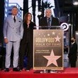 Michael G Wilson Daniel Craig Honored With Star On The Hollywood Walk Of Fame