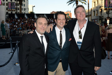 Michael Giacchino 'Star Trek' Premieres in Hollywood