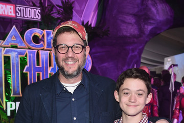 Michael Giacchino The Los Angeles World Premiere of Marvel Studios' 'Black Panther'