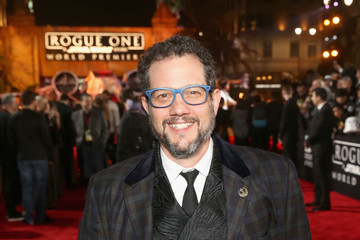Michael Giacchino The World Premiere of 'Rogue One: A Star Wars Story'