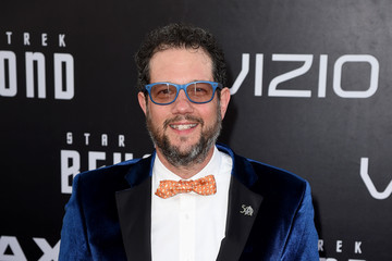 Michael Giacchino Premiere of Paramount Pictures' 'Star Trek Beyond' - Arrivals
