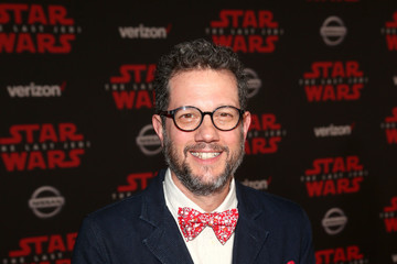 Michael Giacchino 'Star Wars: The Last Jedi' Premiere