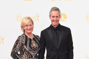 Michael Gill Arrivals at the 66th Annual Primetime Emmy Awards — Part 2