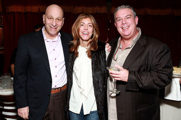 Michael Goldstein Elvis Duran Morning Show Holiday Party