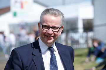 Michael Gove The Royal Highland Show Opens To The Public