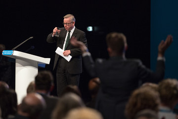 Michael Gove Conservative Party Conference 2017- Day Two