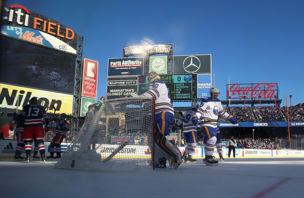 2018 Bridgestone NHL Winter Classic - New York Rangers Vs. Buffalo Sabres []