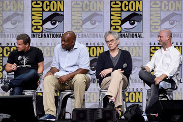 Michael Green Comic-Con International 2017 - Warner Bros. Pictures Presentation