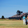 Michael Greller 147th Open Championship - Round One