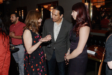 Michael Greyeyes 2018 Tribeca Film Festival After-Party For Woman Walks Ahead, Hosted By AT&T & Direct TV At American Cut