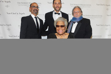 Michael Hastings Arrivals at the Norman Mailer Center Benefit Gala