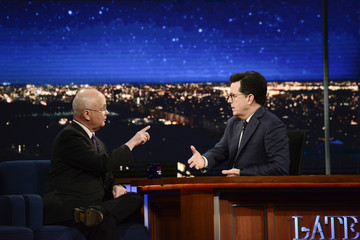 "Michael Hayden CBS's ""The Late Show with Stephen Colbert"" - Season Two"