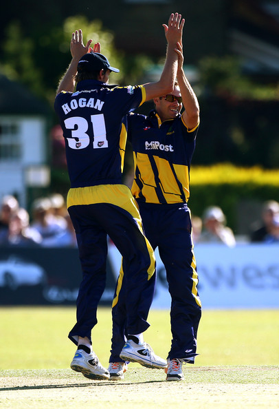 Middlesex Panthers v Glamorgan