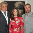 Michael Howells BAFTA Los Angeles Reception With Felicity Jones At The Residence Of The British Consul General