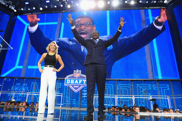 Michael Irvin 2018 NFL Draft