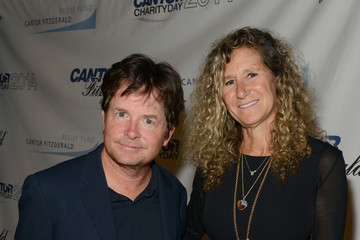 Michael J. Fox Annual Charity Day Hosted By Cantor Fitzgerald And BGC - Cantor Fitzgerald Office - Arrivals