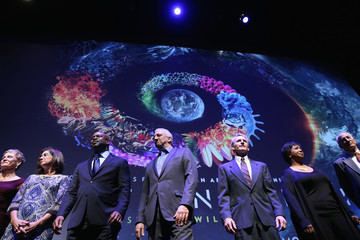 Michael J. Massimino National Geographic 'One Strange Rock' World Premiere