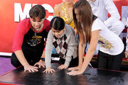 Paris Jackson and Blanket Jackson Photos Photo