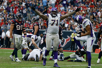 Michael Jenkins Minnesota Vikings v Houston Texans