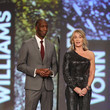 Michael Johnson Show - 2020 Laureus World Sports Awards - Berlin