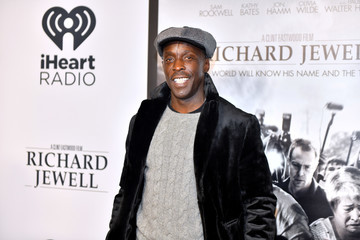 "Michael K Williams ""Richard Jewell"" Atlanta Screening"