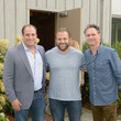 Michael Katz DuJour's Jason Binn, Ray Kelly, Greg Kelly and Andrew Warren Host Hamptons Brunch Presented by EAST, Miami