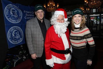"""Michael Kay """"Cloudy With A Chance of Meatballs 2"""" Holiday Screening Hosted By The Friar's Club"""