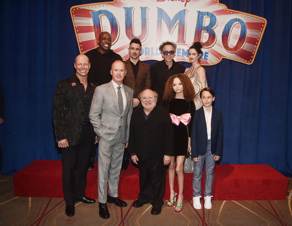 'Dumbo' World Premiere