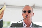 Michael Keaton Is Honored With a Star on the Hollywood Walk of Fame